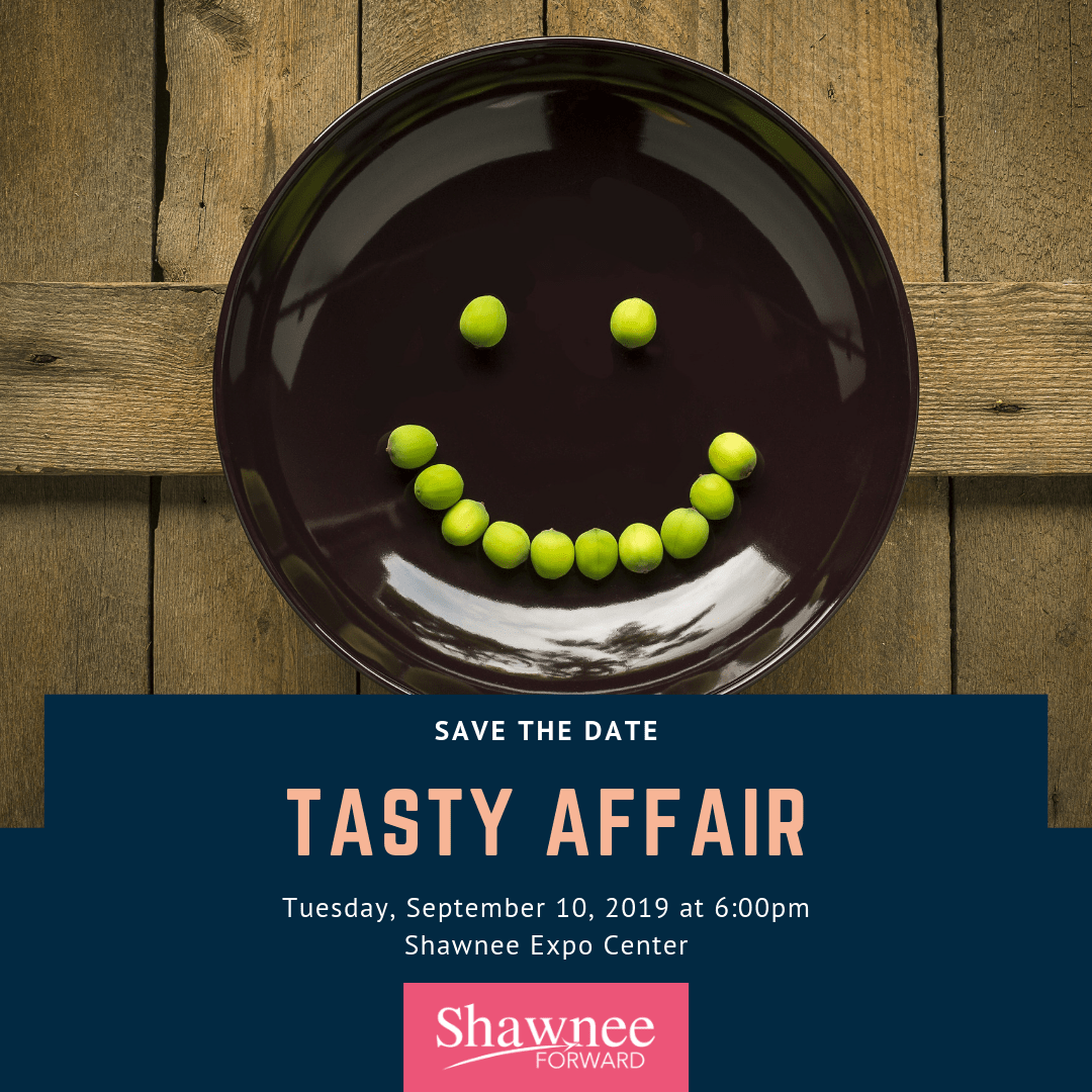 Tasty Affair and Auction on September 10th – Shawnee Forward
